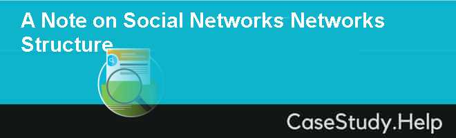a case analysis of social networks Improving usability of social networking systems: a case study of linkedin ali h al-badi1,2, michelle, o okam 1, roobaea al roobaea 3 and pam j mayhew 1.