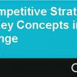 Advanced Competitive Strategy Notes for Educators 6 Key Concepts in a Module on Strategic Change