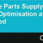 Aviation Spare Parts Supply Chain Management Optimisation at Cathay Pacific Airways Limited