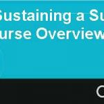 Building and Sustaining a Successful Enterprise Course Overview Note for Instructors