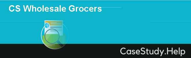 CS Wholesale Grocers