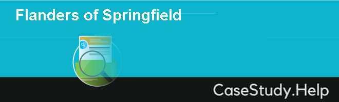 Flanders of Springfield