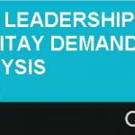 THE CHANGE LEADERSHIP SUSTAINABILITAY DEMANDS ARTICLE REVIEW/ANALYSIS