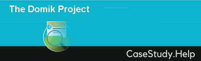 The Domik Project