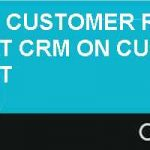 THE ROLE OF CUSTOMER RELATIONSHIP MANAGEMENT (CRM) ON CUSTOMER MANAGEMENT