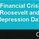 United States Financial Crisis of 1931 Note on Franklin D Roosevelt and A Keynesian Cure for The Depression Data Supplement